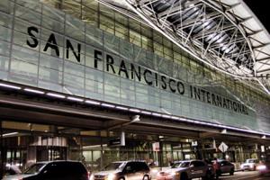 The LEED-certified San Francisco International Airport