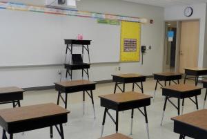 Slatington Elementary Classroom