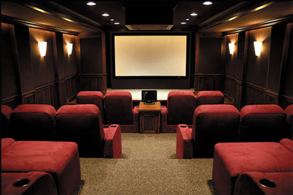 home theater certainteed blog certainteed corporation 39 s official blog. Black Bedroom Furniture Sets. Home Design Ideas