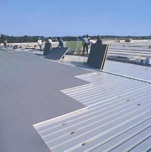 FlintBoard Polyisocyanurate Roof Insulation CertainTeed Roofing  Low Slope