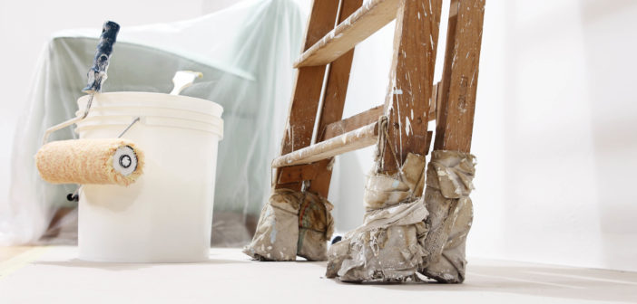 Drywall Hack: Applying Compound with A Paint Roller