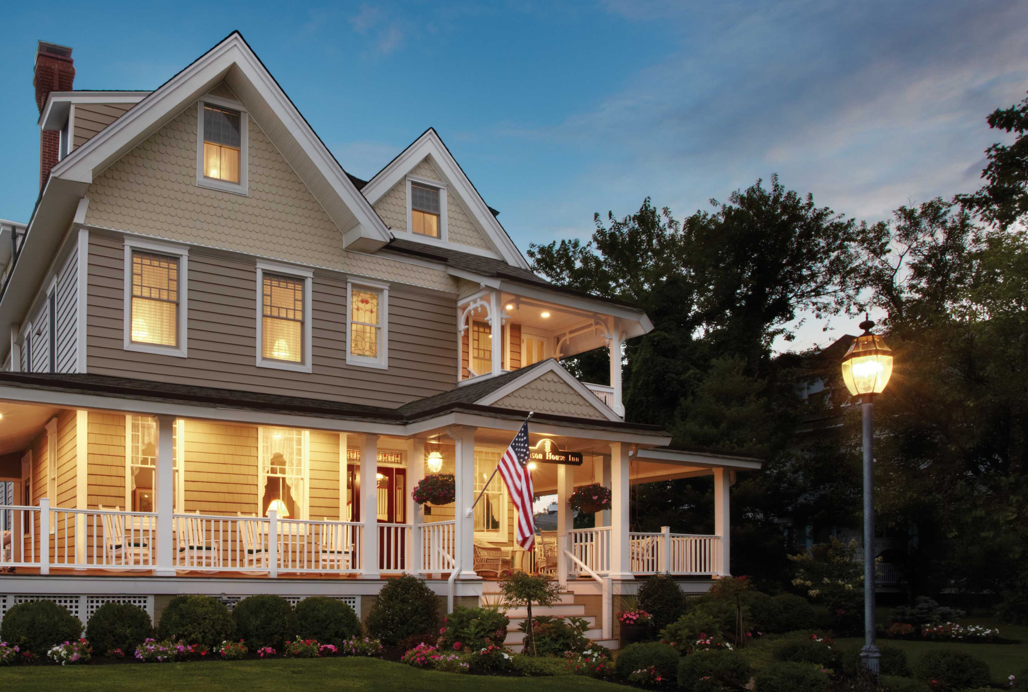 You can increase your home's energy efficiency when you reside.