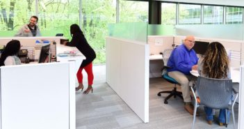 Shhh! I'm Working Here: 5 Rules For Open Work Space Success