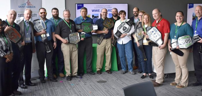 CertainTeed Plants Awarded for Environmental Excellence