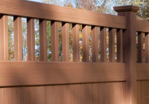 personalize your fence with decorative trim