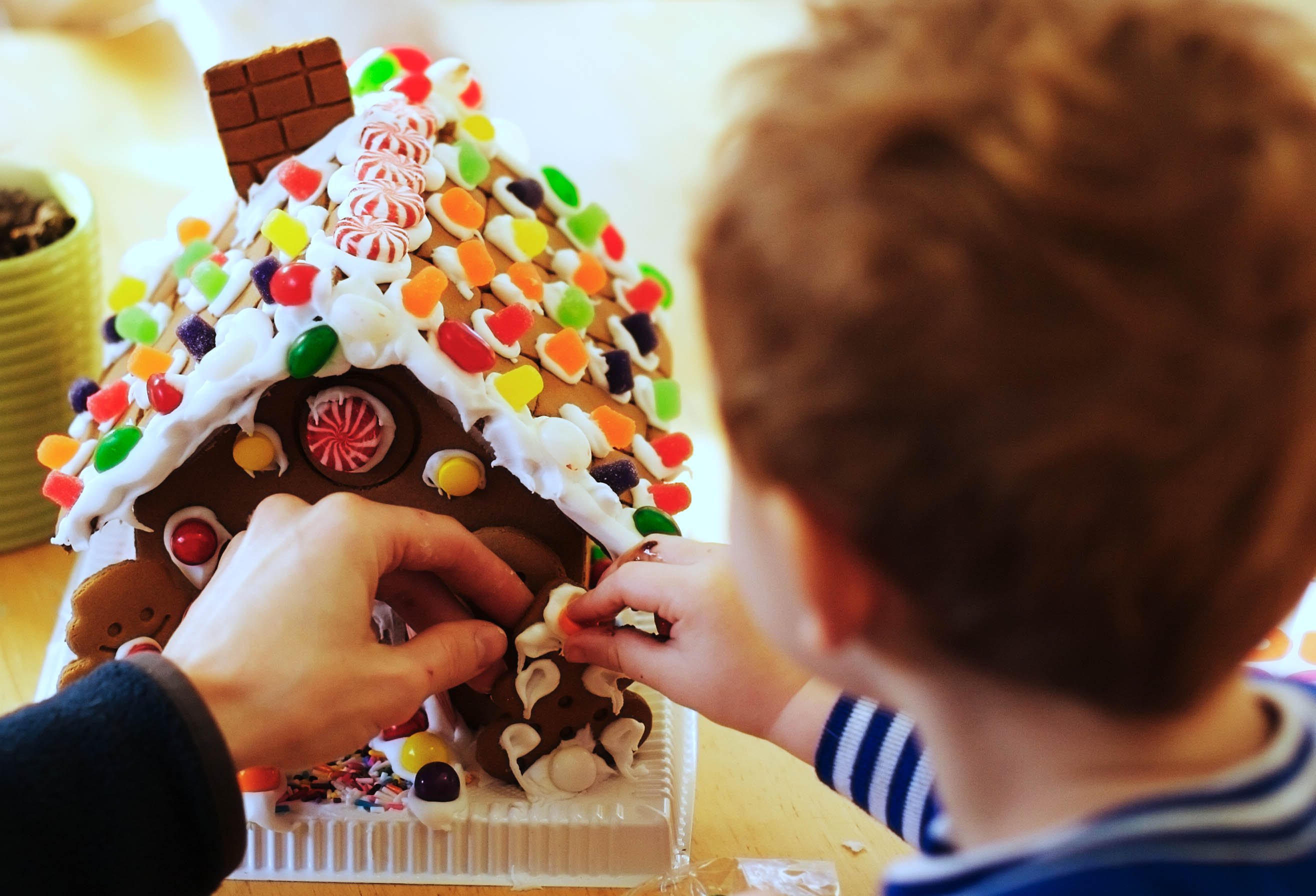 Tips for constructing that perfect Gingerbread House