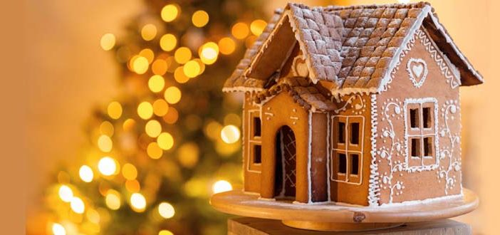 CertainTeed's Guide to the Perfect Gingerbread House