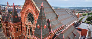 Cincinnati Music Hall renovation
