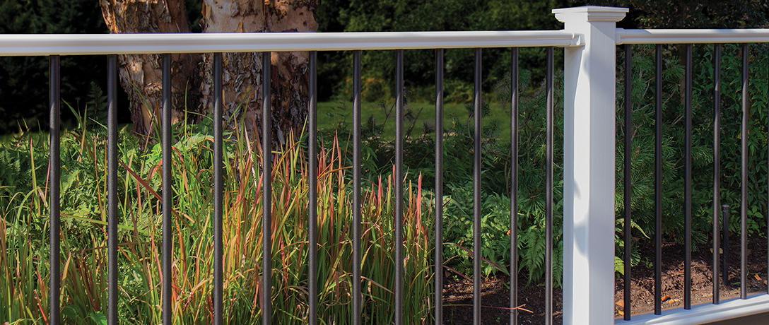 New CertainTeed railing options 2019
