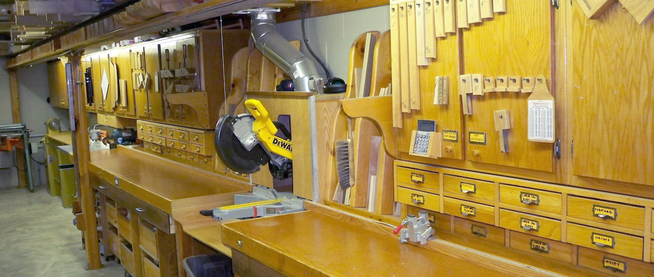 cabinetmaker carpentry keep craft alive jerry hillenburg