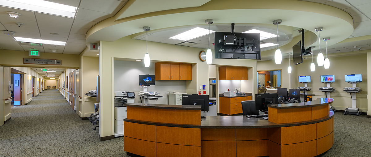 symphony m Houston Methodist West Hospital targeted acoustics CertainTeed
