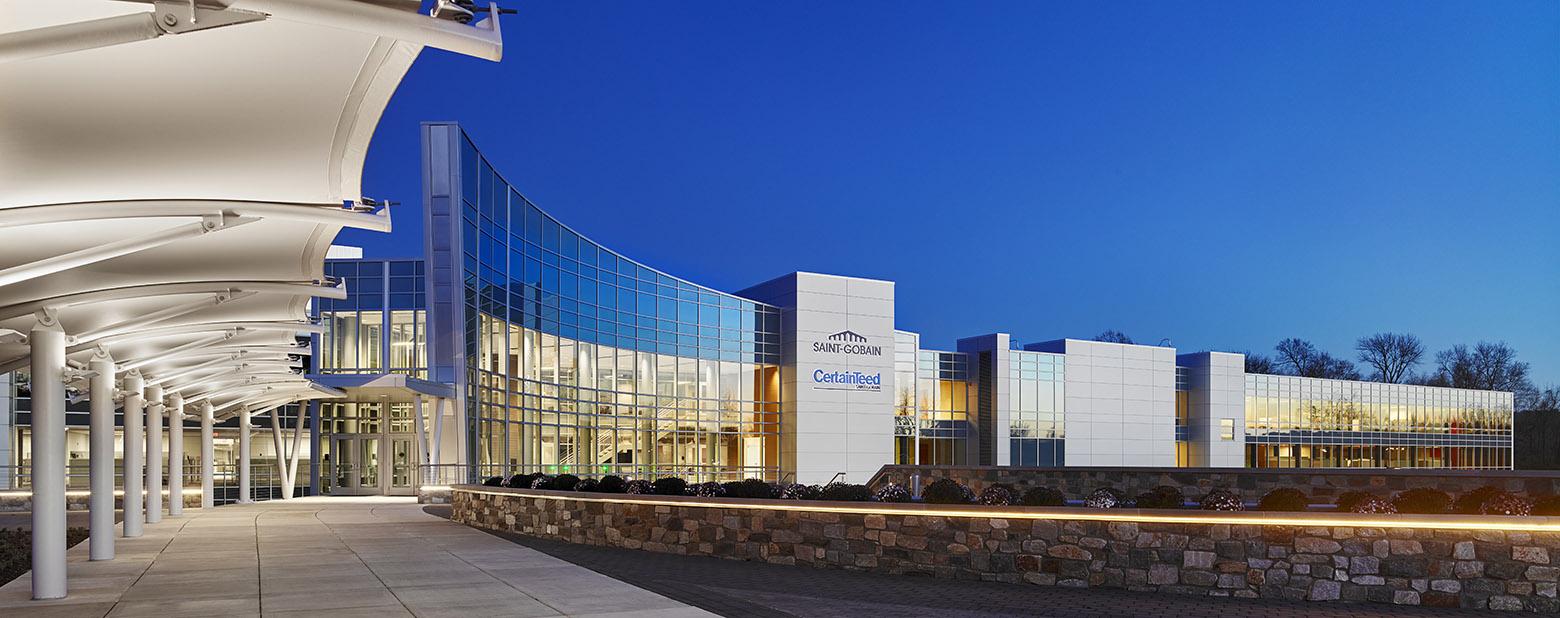 CertainTeed saint gobain North American Headquarters
