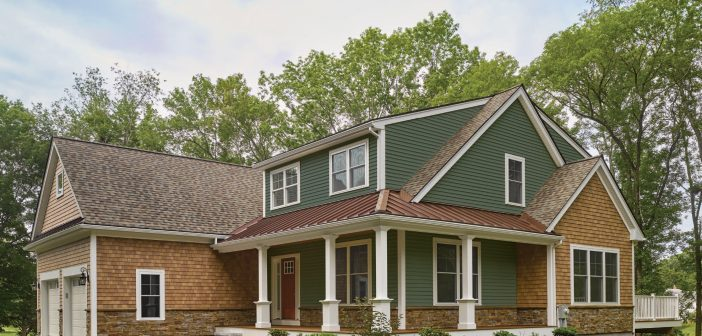2021 Siding Trends: Mix and Match for a Distinctive Home Exterior