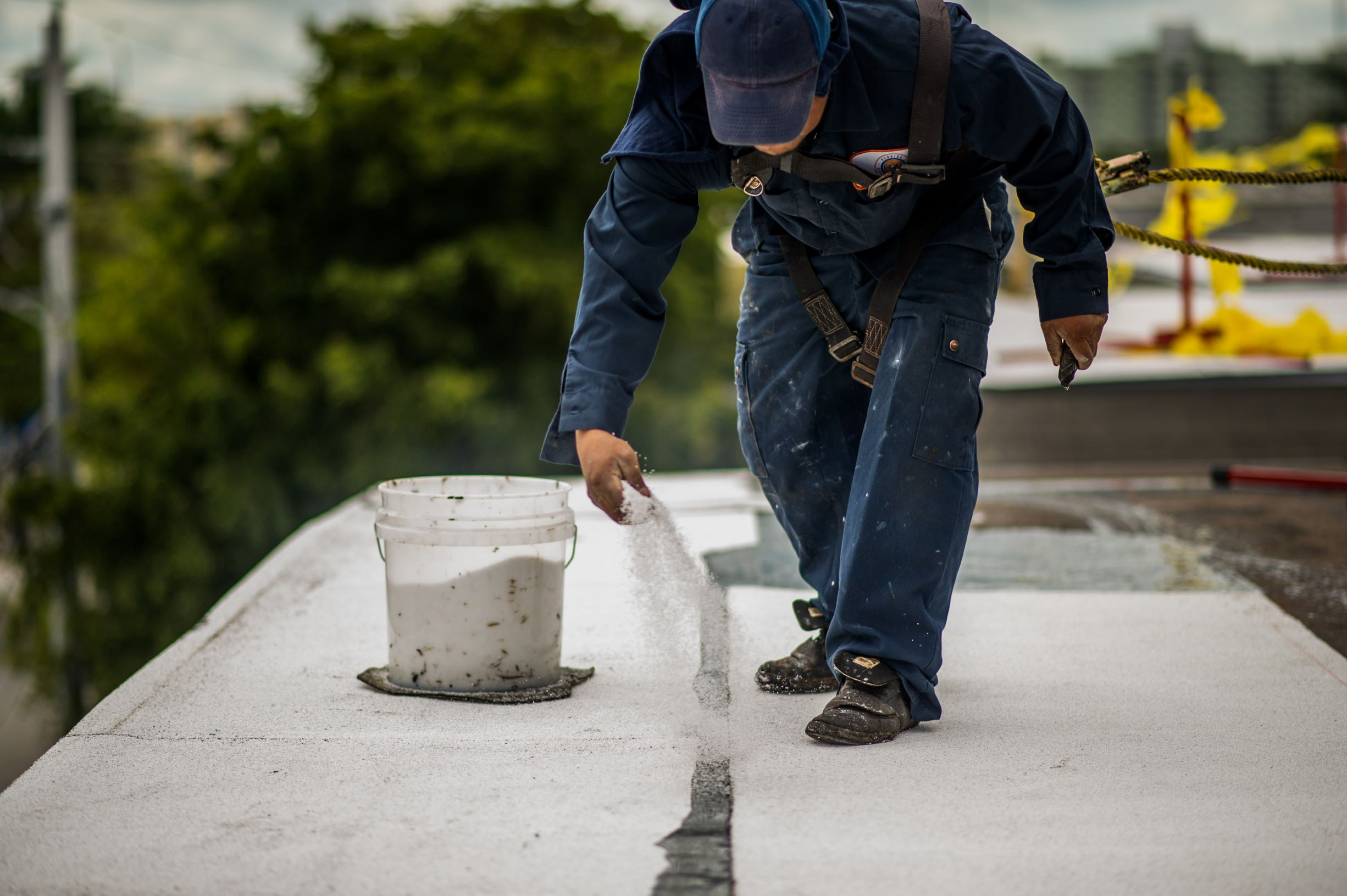 Skilled Labor Shortages in Low-Slope Roofing
